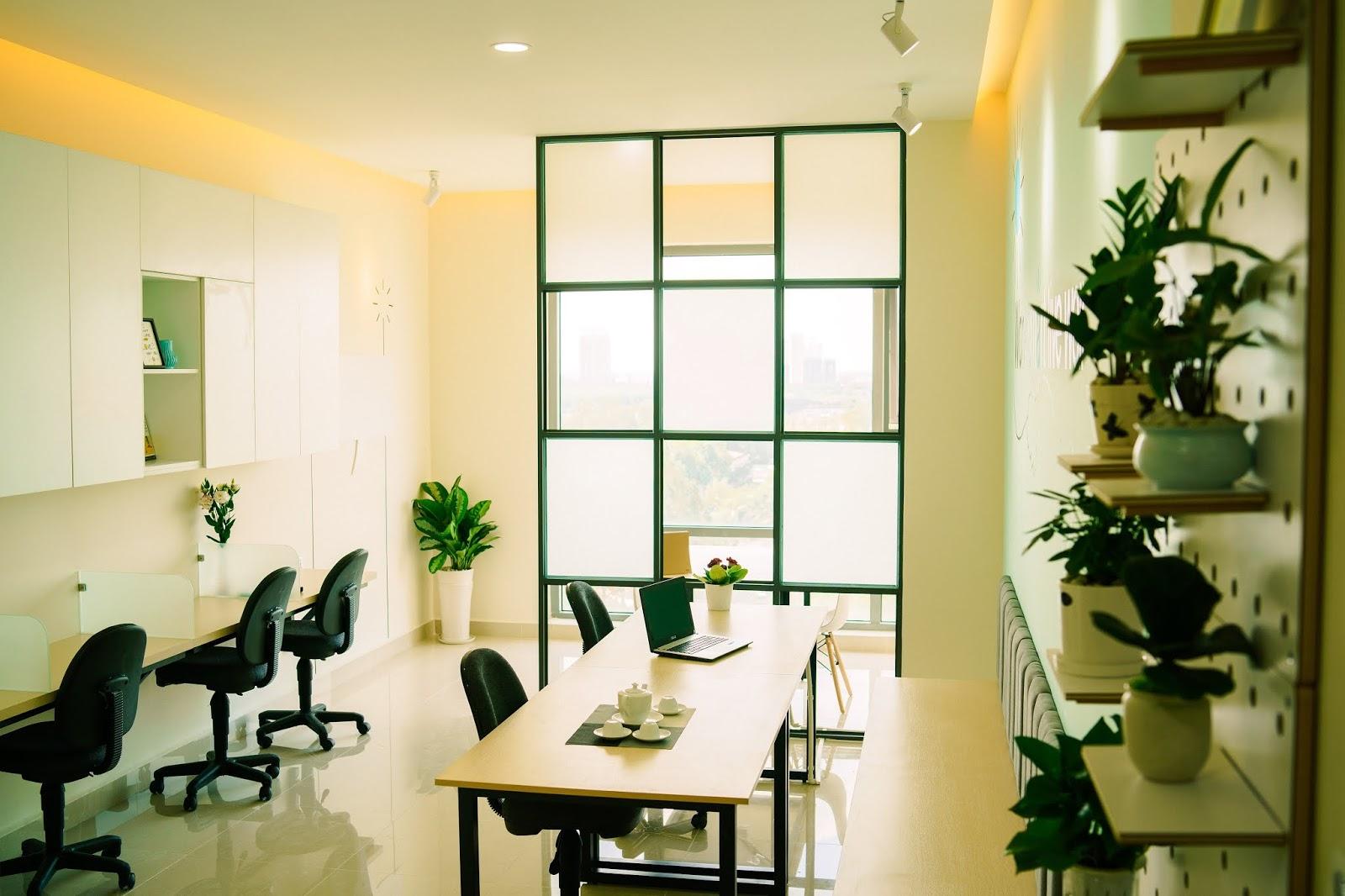 Xu hướng thuê văn phòng chia sẻ đang được nhiều công ty sử dụng