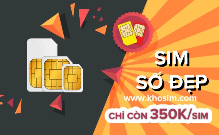 Khosim.com, khi thành công tới chỉ nhờ sim số đẹp