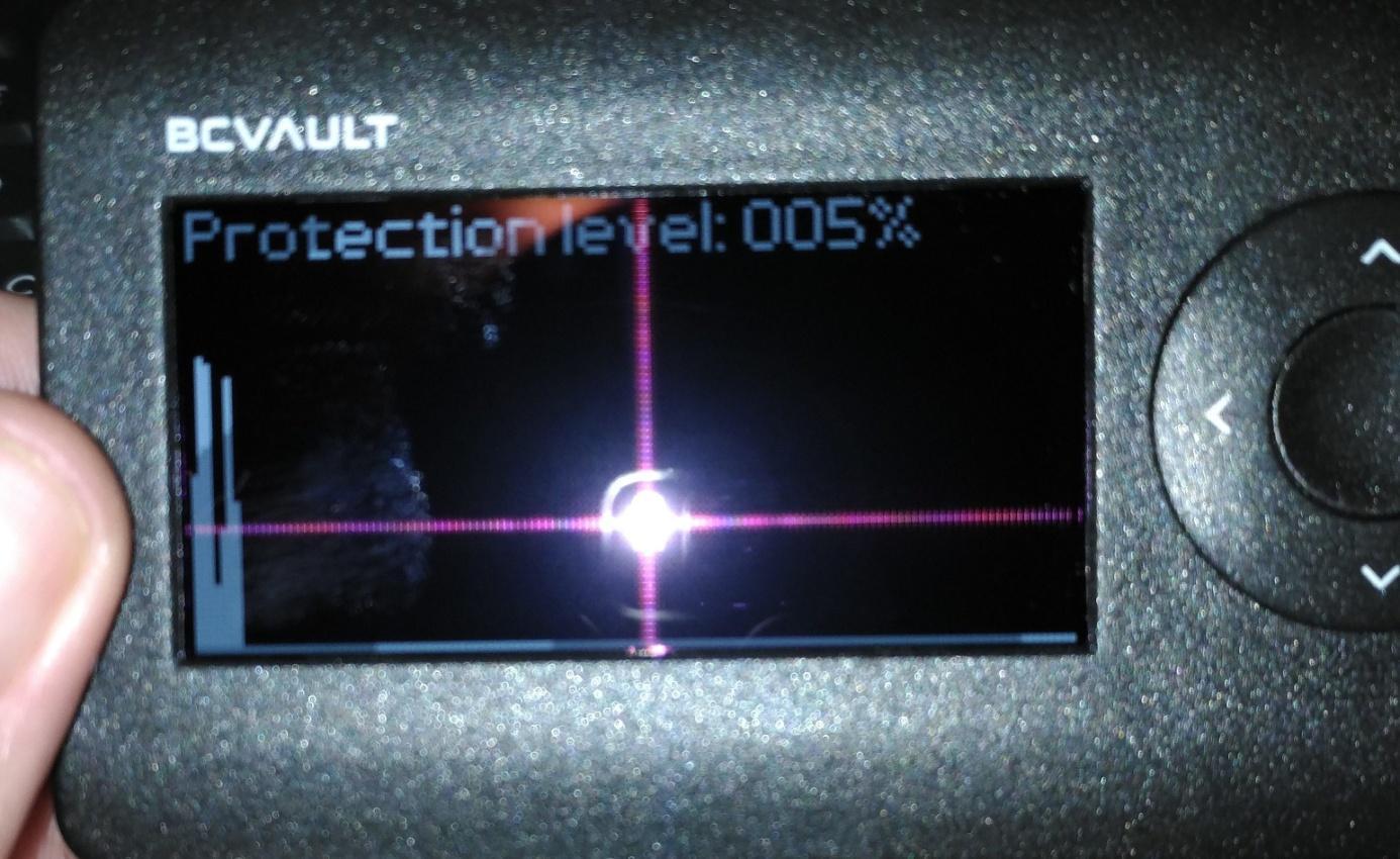 bc vault crypto hardware wallet