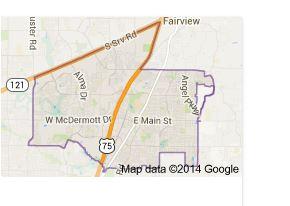 allen -google map.JPG