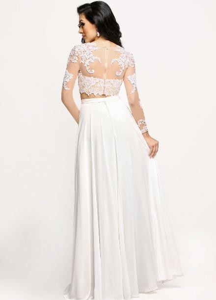 Back view of Style : 71660