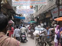 File:New Delhi, Paharganj, Main Bazaar - panoramio.jpg - Wikimedia Commons