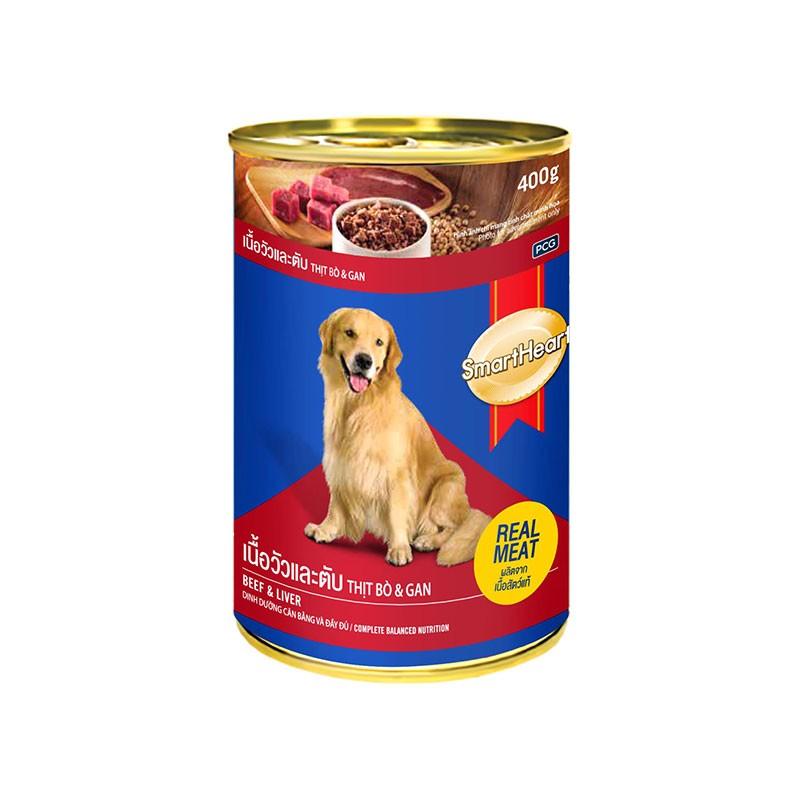 Lợi ích của việc sử dụng pate cho chó