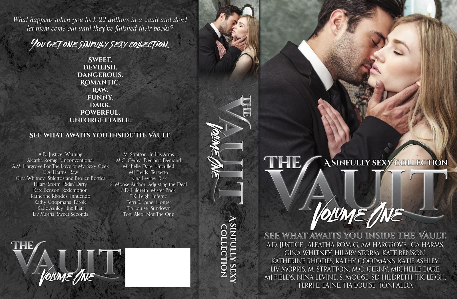 The Vault Vol 1 paperback.jpg