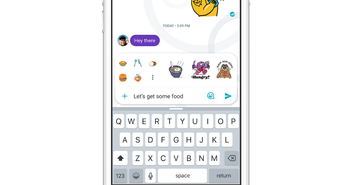 Official Google India Blog: Google Allo helps you find the ...