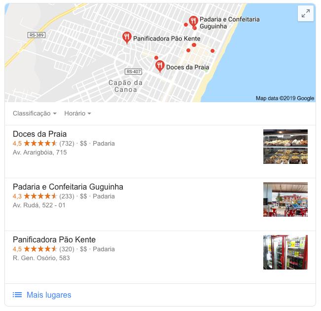 inteligencia de mercado para listas de prospecção usando o google
