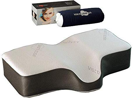 Image result for visco love celliant sleep therapeutic wellness pillow