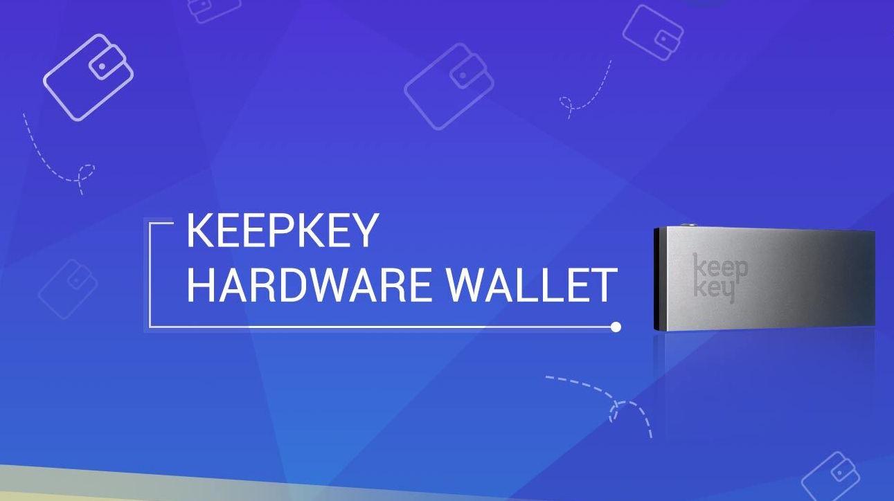 Keepkey untuk menyimpan saldo bitcoin anda