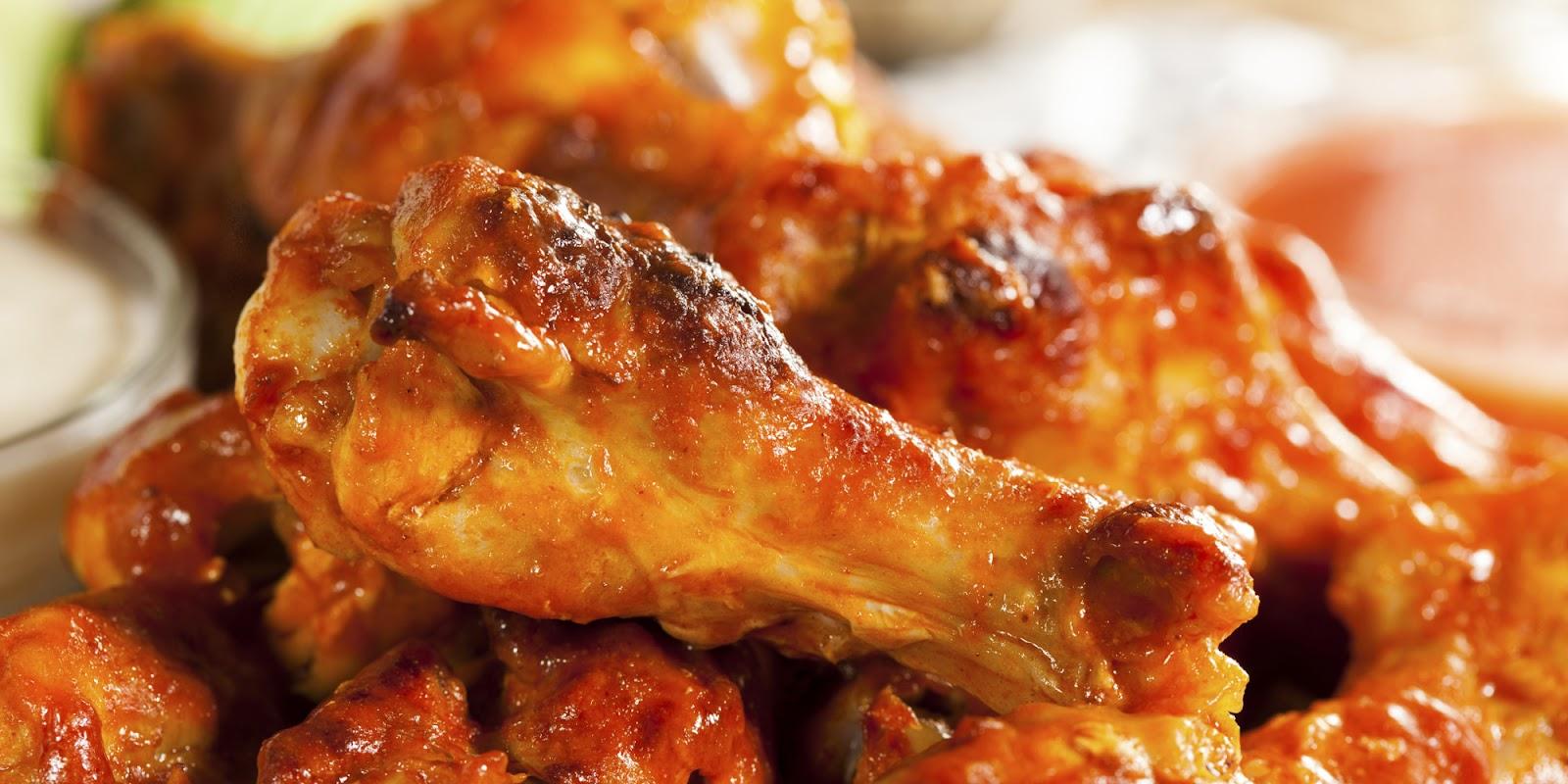 блюда из куриных крылышек рецепты с фото