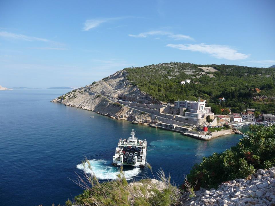Các vùng vịnh vô cùng đẹp của Rab Island, Croatia