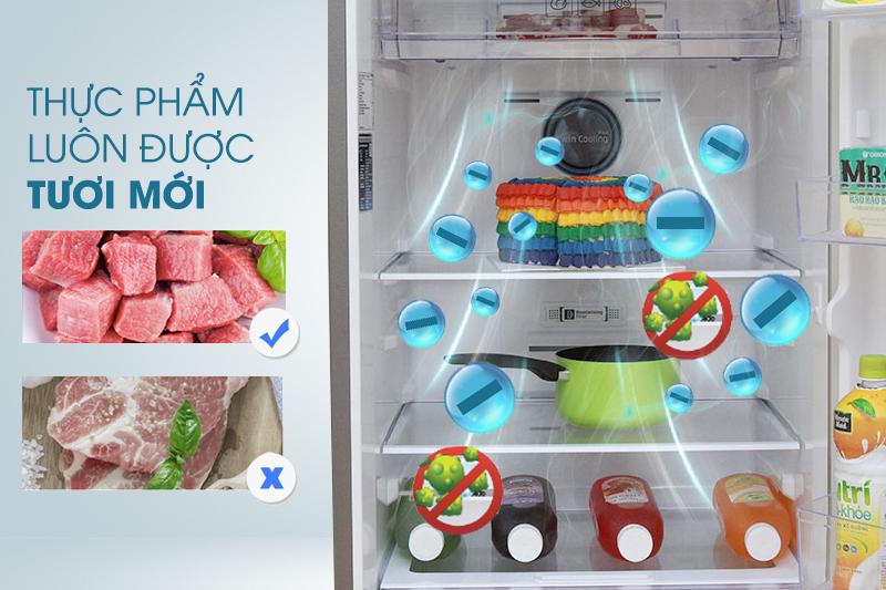 Deoodorizer - Tủ lạnh Samsung Inverter 443 lít RT43K6331SL/SV