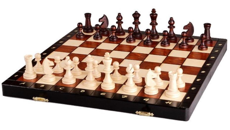 šaha spēle