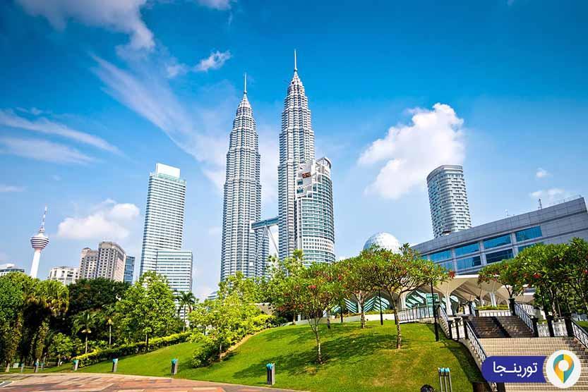 اقامت در مالزی