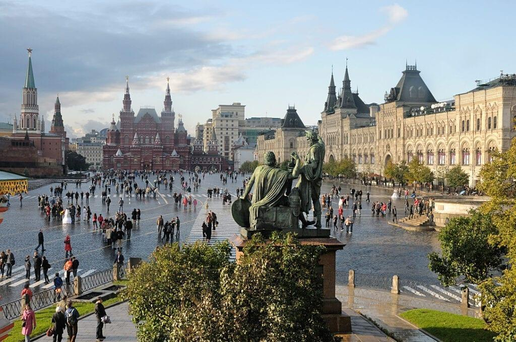 Russia reopening for tourism