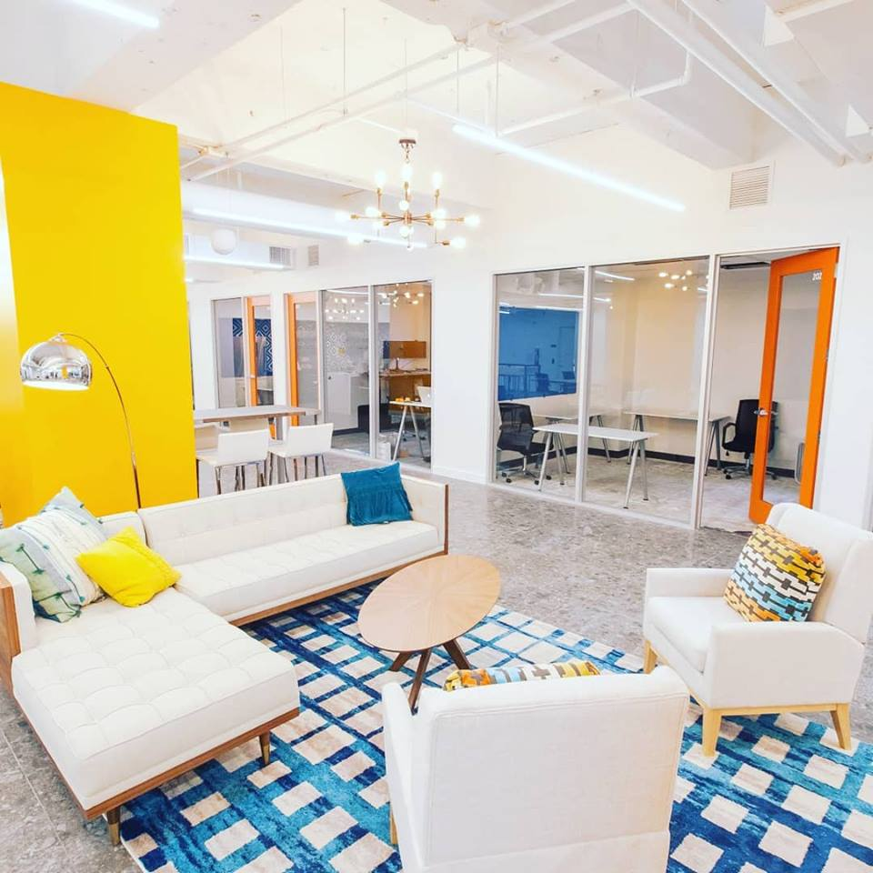Novel Coworking Coworking Spaces in Chicago