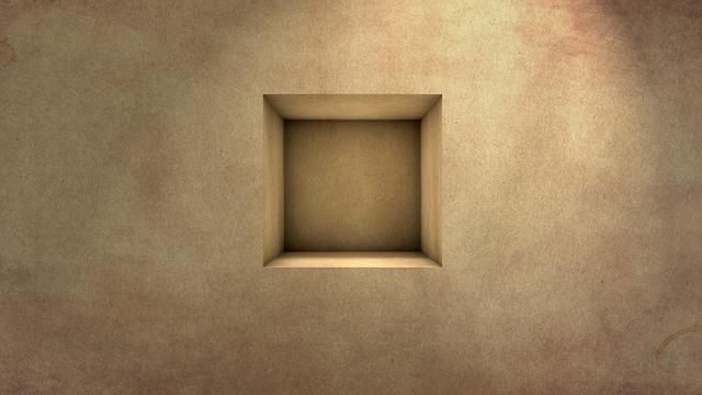 niche wall