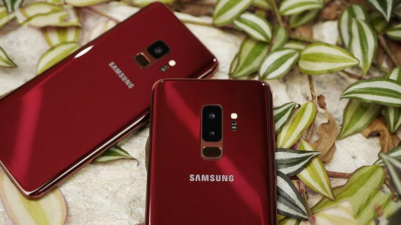 galaxy-s9-plus-mau-do-1-15 Galaxy S9+ Vang Đỏ ra mắt Việt Nam: Thêm sắc màu cho mùa Lễ Hội