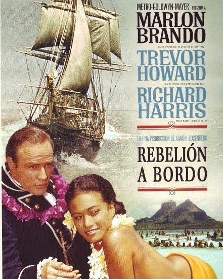 Rebelión a bordo (1962, Lewis Milestone)