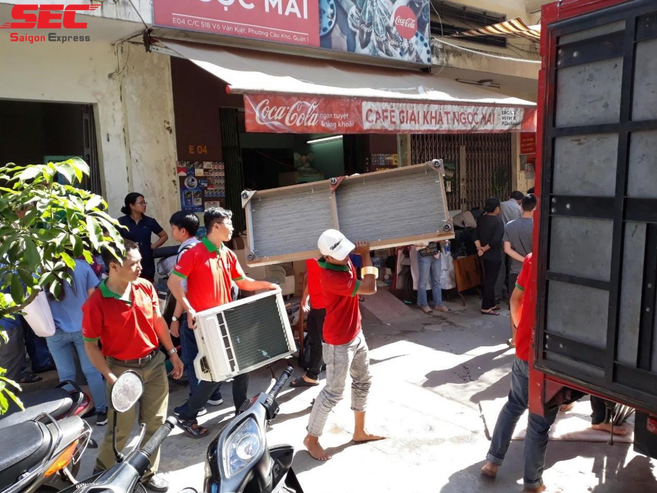 hình ảnh Dịch vụ chuyển nhà trọn gói Saigon Express - số 2