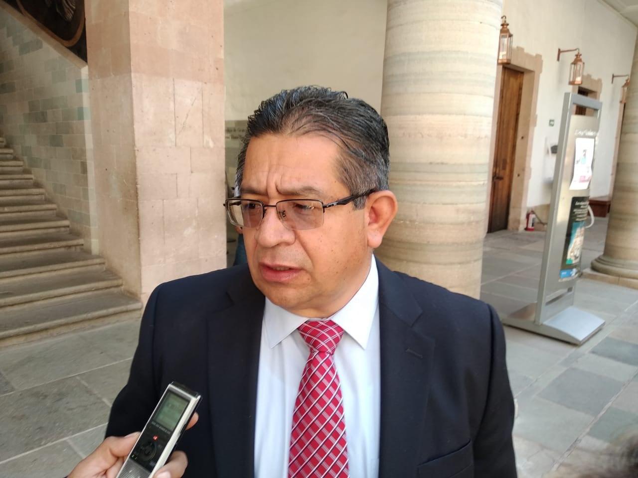 Juan Carlos Delgado, director de Medio Ambiente y Ordenamiento Territorial