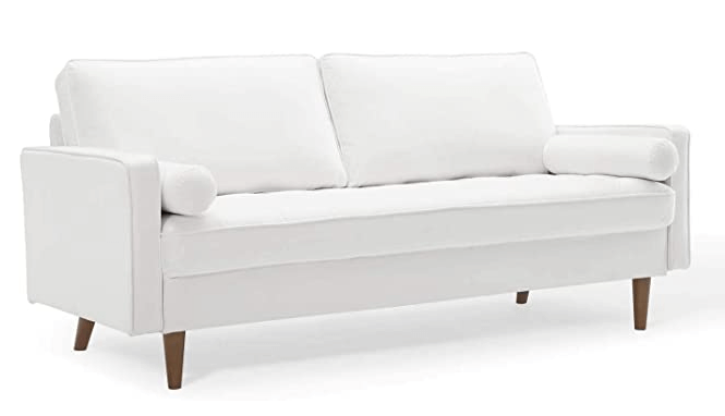 modway valour couch