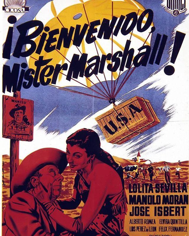 Bienvenido, Mister Marshall (1952, Luís García Berlanga)