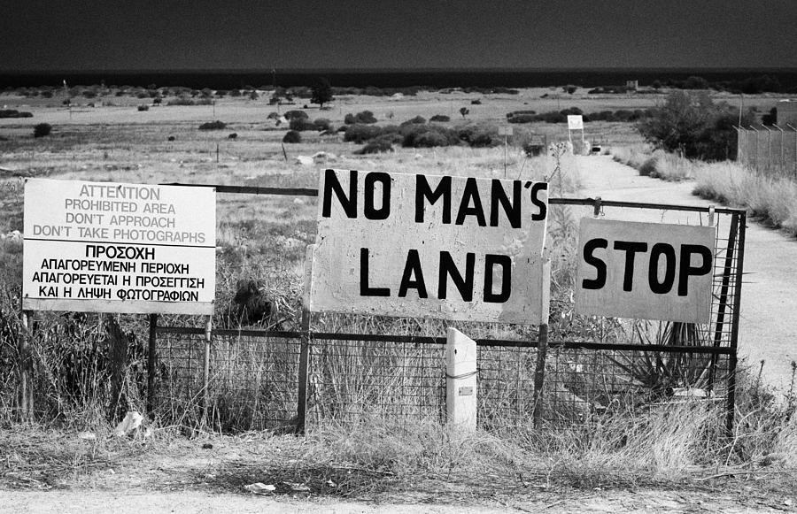 Image result for no man's land