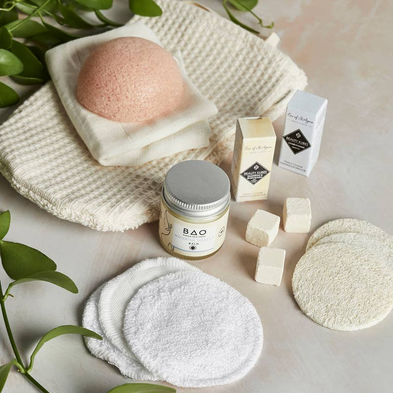 natural bath and beauty products are trending for fall 2021