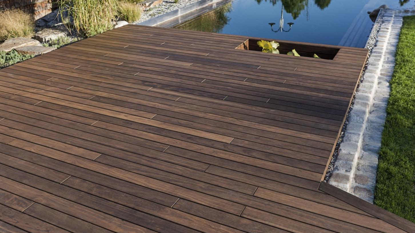 What is the best decking material to use for Best decking material to use