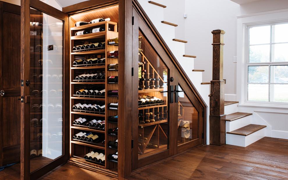 vino ispod stepenica