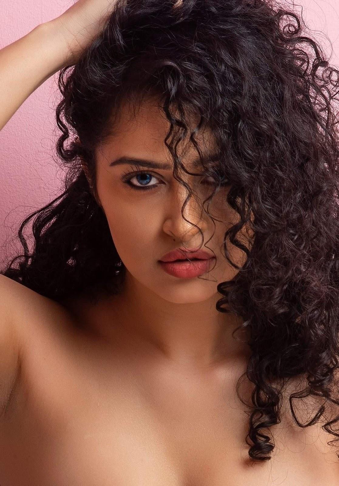 Apsara Rani RGV's New Girl photos | Anketa Maharana Navel Queens