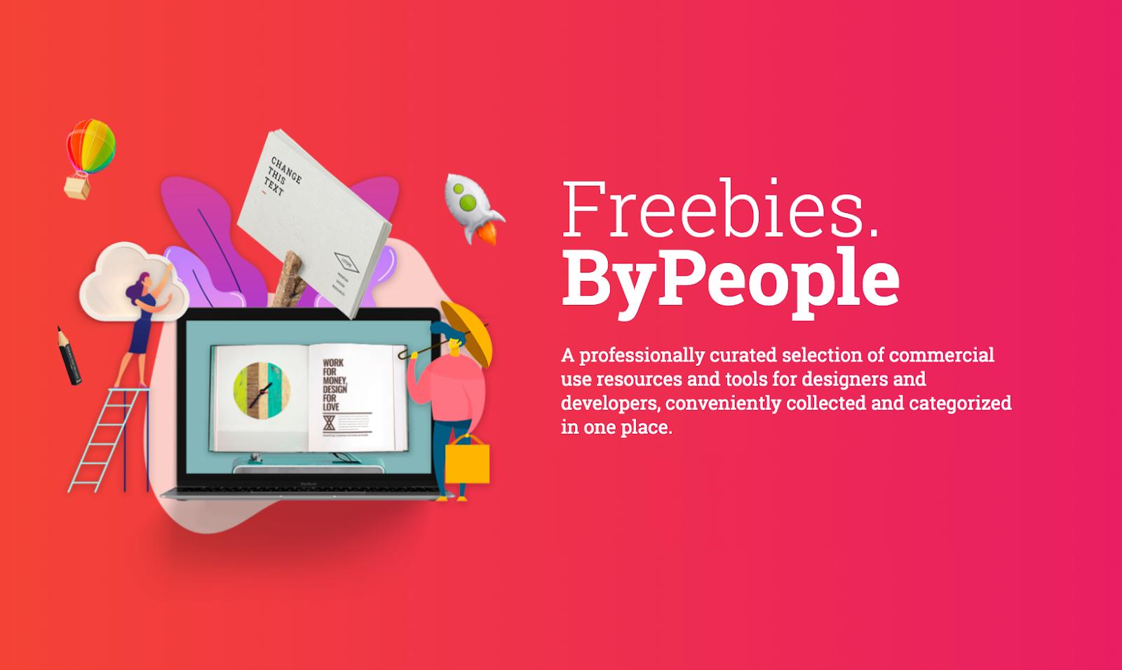 Бесплатный ресурс для разрабов и дизайнеров: шрифты/иконки/UI-киты/иллюстрации/3D-модельки, а также CSS-сниппеты/HTML-темы/наборы компонентов