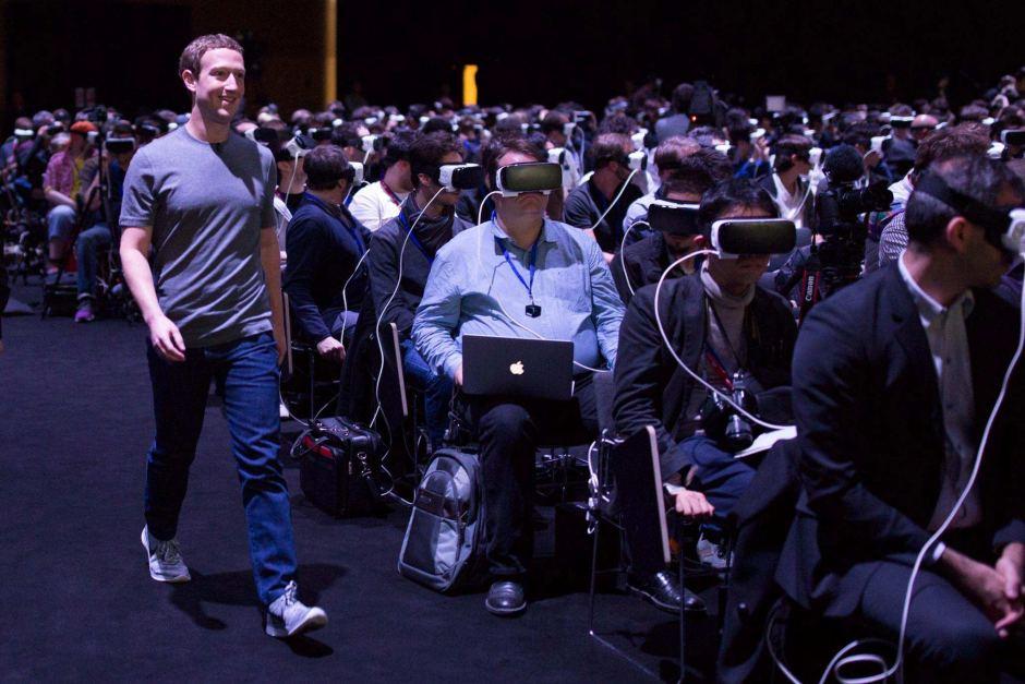 шлемы виртуальной реальности 1
