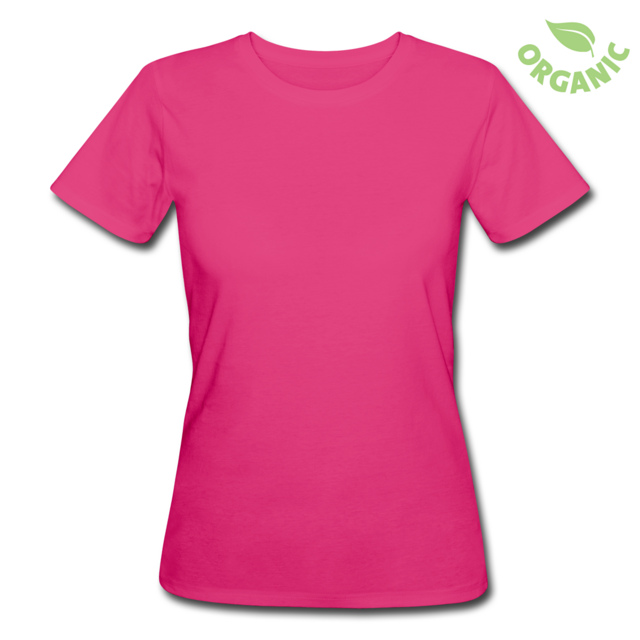 Women's Slim Fit Earth Positive T-shirt | available in purpl… | Flickr