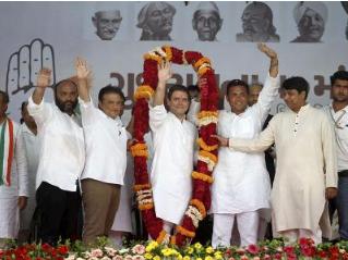 Rahul Gandhi Gujarat Campaign