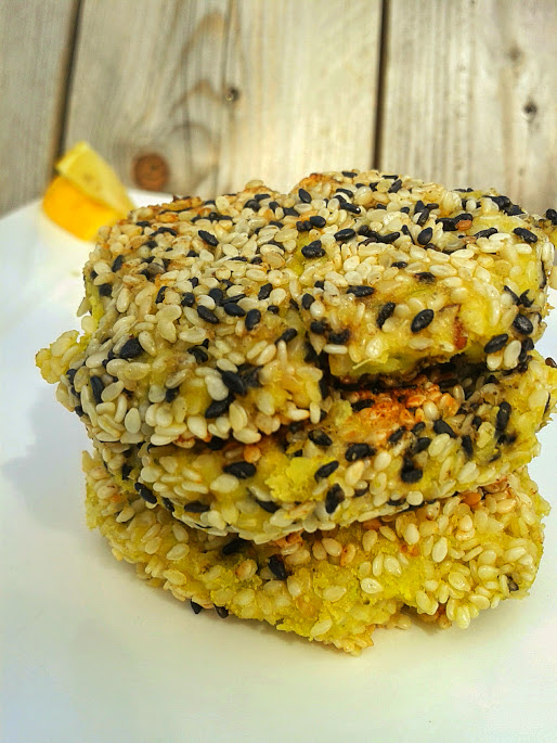 Welcome to Mommyhood: Healthy toddler meals - green chickpea patties