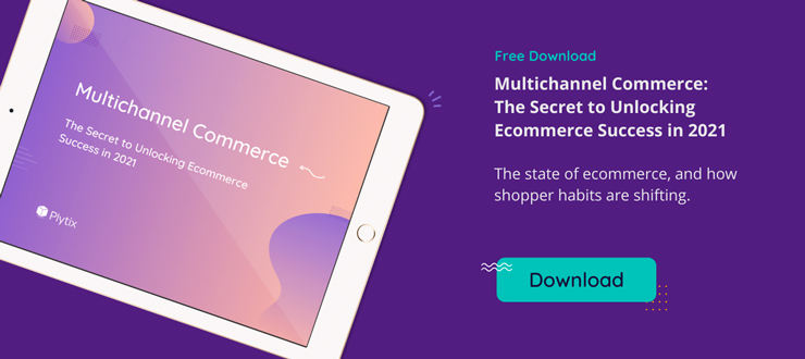 Download of FREE ebook to unlock our tips to multichannel commerce success!