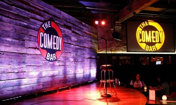 Why not spend time in a Stand-Up Comedy Club on 14th Feb Night?