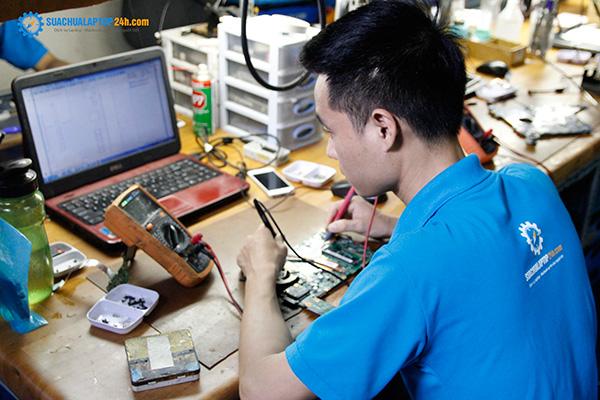 sửa chữa main laptop Lê Thanh Nghị