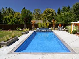 kolam renang fiber murah