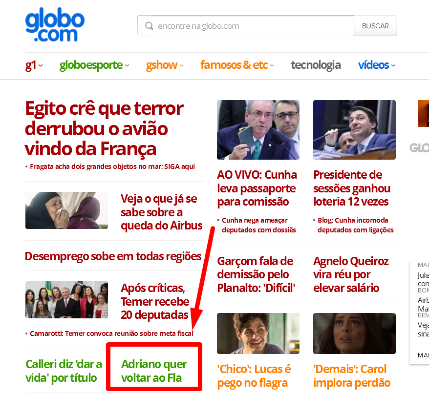 FlaPress abafa vergonha do Flamengo
