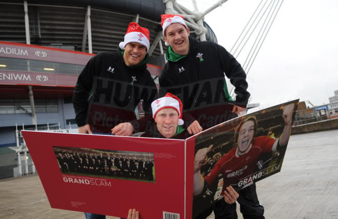 Photo from Huw Evans at www.welshrugbypics.co.uk