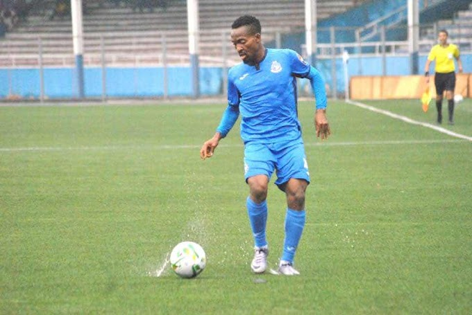 CAFCC: Cyril Olisema Confident Of A Good Start With Enyimba In the Group Stage