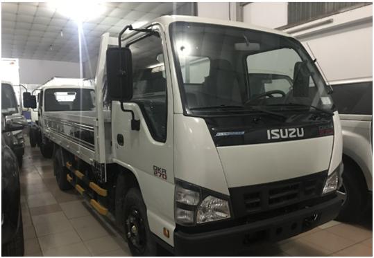 thùng xe tải Isuzu
