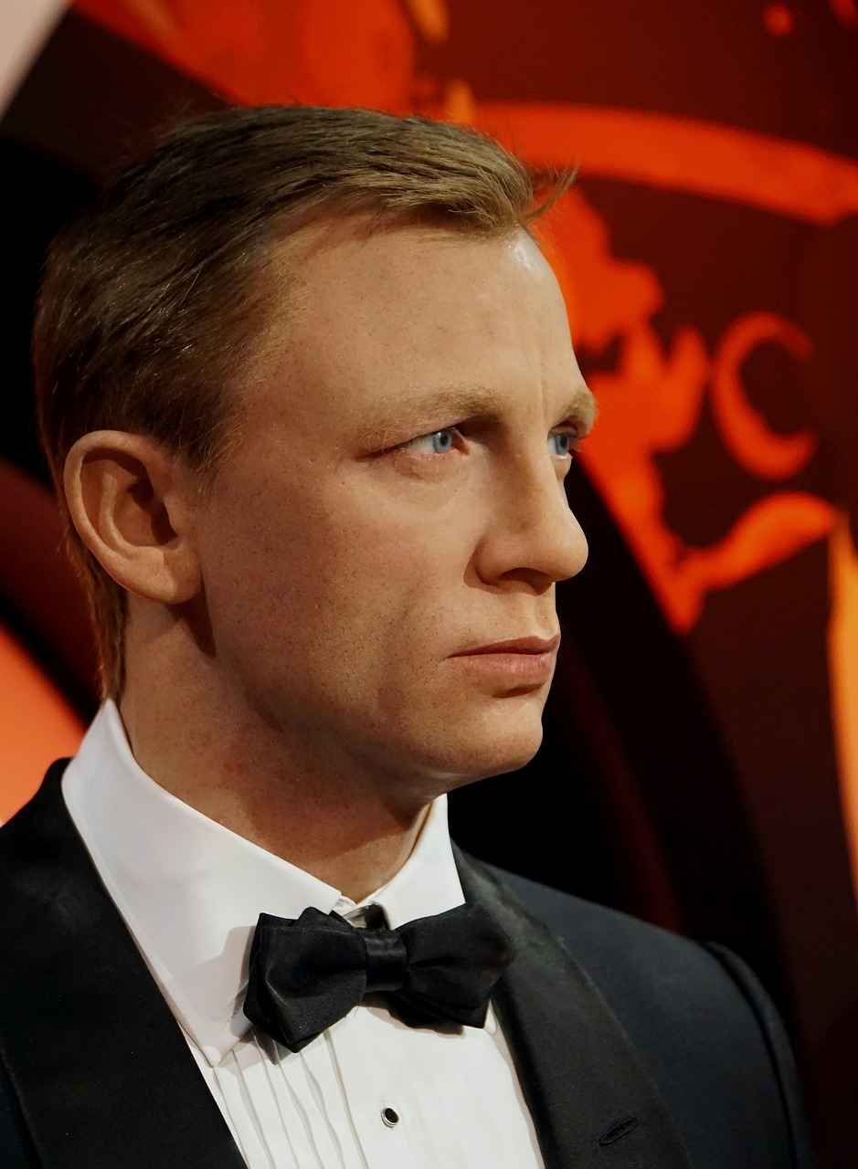 James Bond's tuxedo