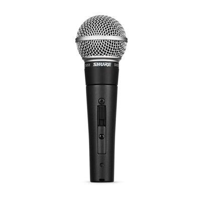 Shure SM58- Best karaoke mic in India