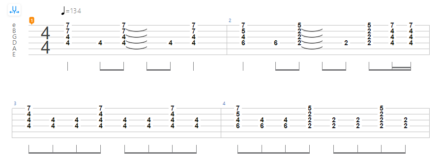 Ultimate Guide to Open G Tuning - The Rolling Stones – Jumpin' Jack Flash Tab