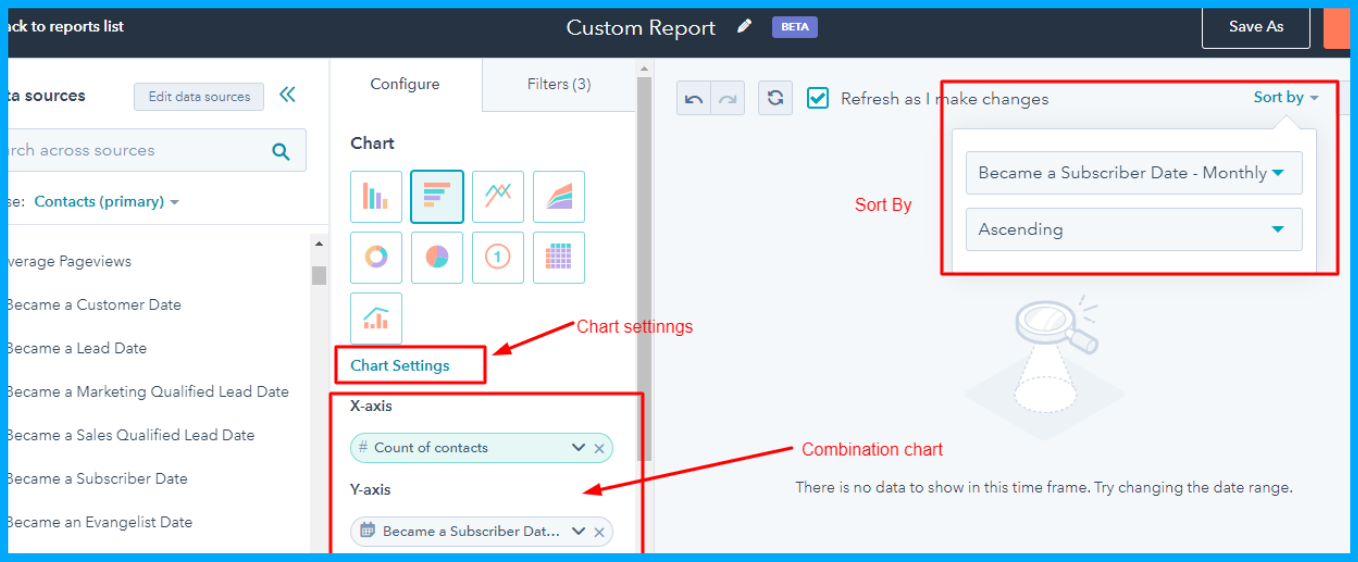 Improvements to Custom Report Builder