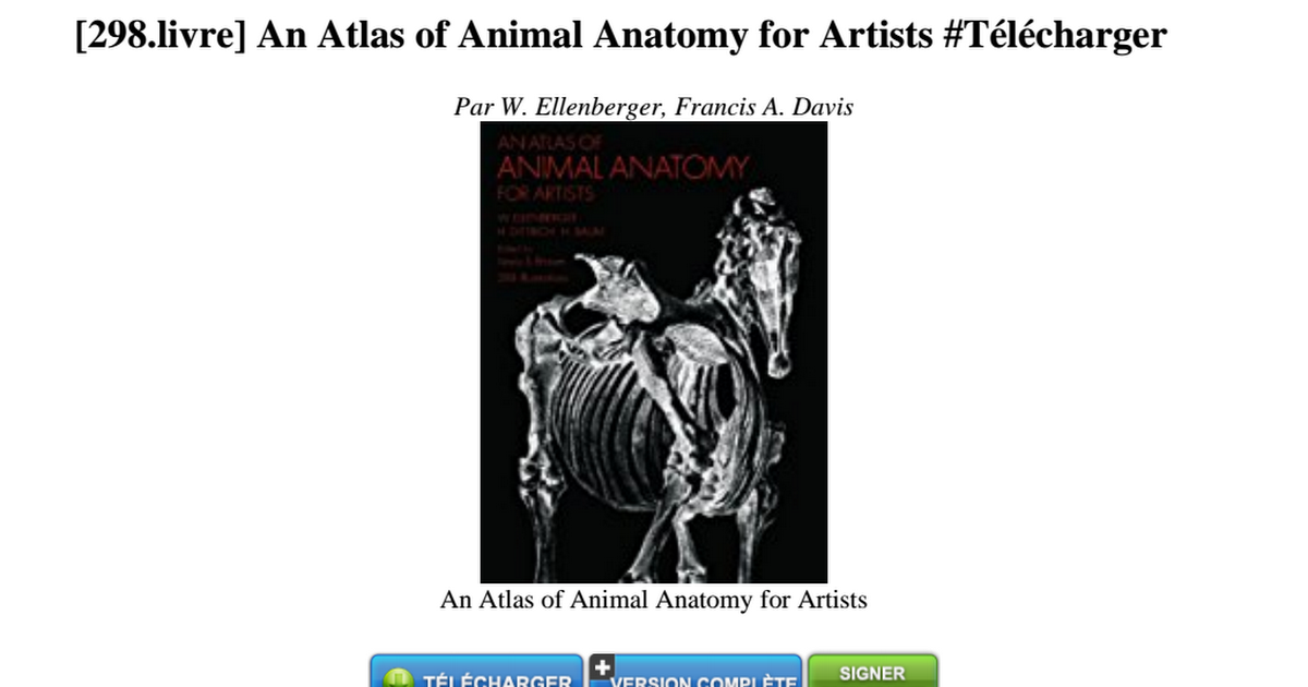an-atlas-of-animal-anatomy-for-artists.pdf - Google Drive