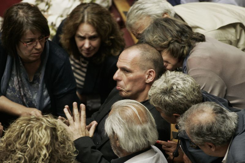 Greece Calls For A Vote On Proposed Bailout